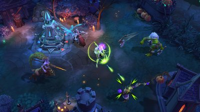 [Watch] Overwatch's Genji Coming to Heroes of the Storm with Hanamura