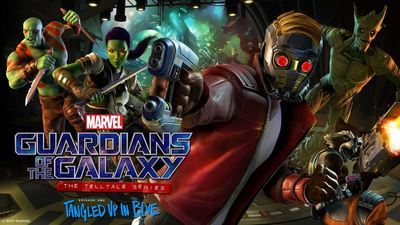 [Watch] Telltale's Guardians of the Galaxy take on Thanos in first episode's Launch Trailer