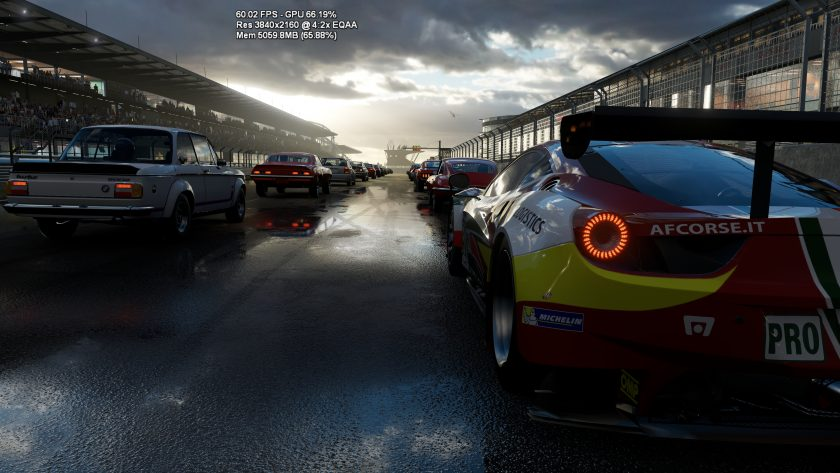 Forza Dev Has One Nit to Pick with Xbox's Project Scorpio
