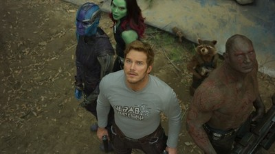 Guardians of the Galaxy Vol. 2 Reportedly has FIVE Post-Credits Scenes