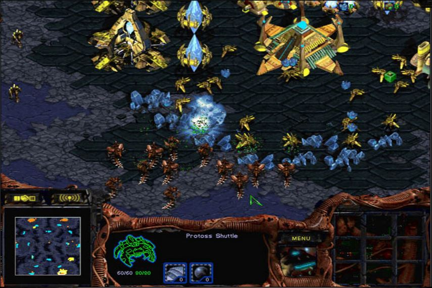 Real-Time Strategy Classic 'StarCraft' Becomes a Free Download for Mac