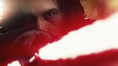 Yes, Kylo Ren's scar is different, and it's not becuase of a legitimate story reason