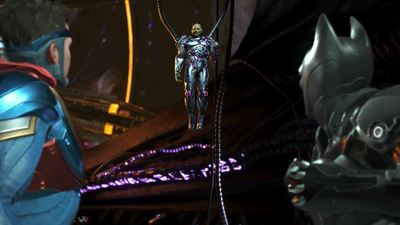 [Watch] Injustice 2 'Shattered Alliances' Part 5 brings Brainiac and all his destruction