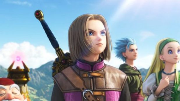 Dragon Quest XI for Nintendo Switch May Be Delayed to 2018