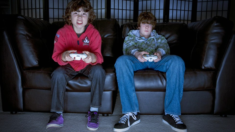 Kid forges school note so he can spend more time playing video games