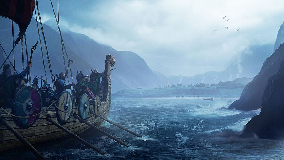 Historical RPG Expeditions: Viking has officially gone gold