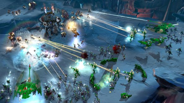 Dawn of War 3 Open Beta Starts Today, Here's How You Get In