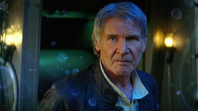 "Harrison Ford Thinks Watching the Han Solo Movie will be ""Weird"" for Him"
