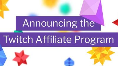Twitch announces Affiliate Program; Allows non partnered streamers to earn money