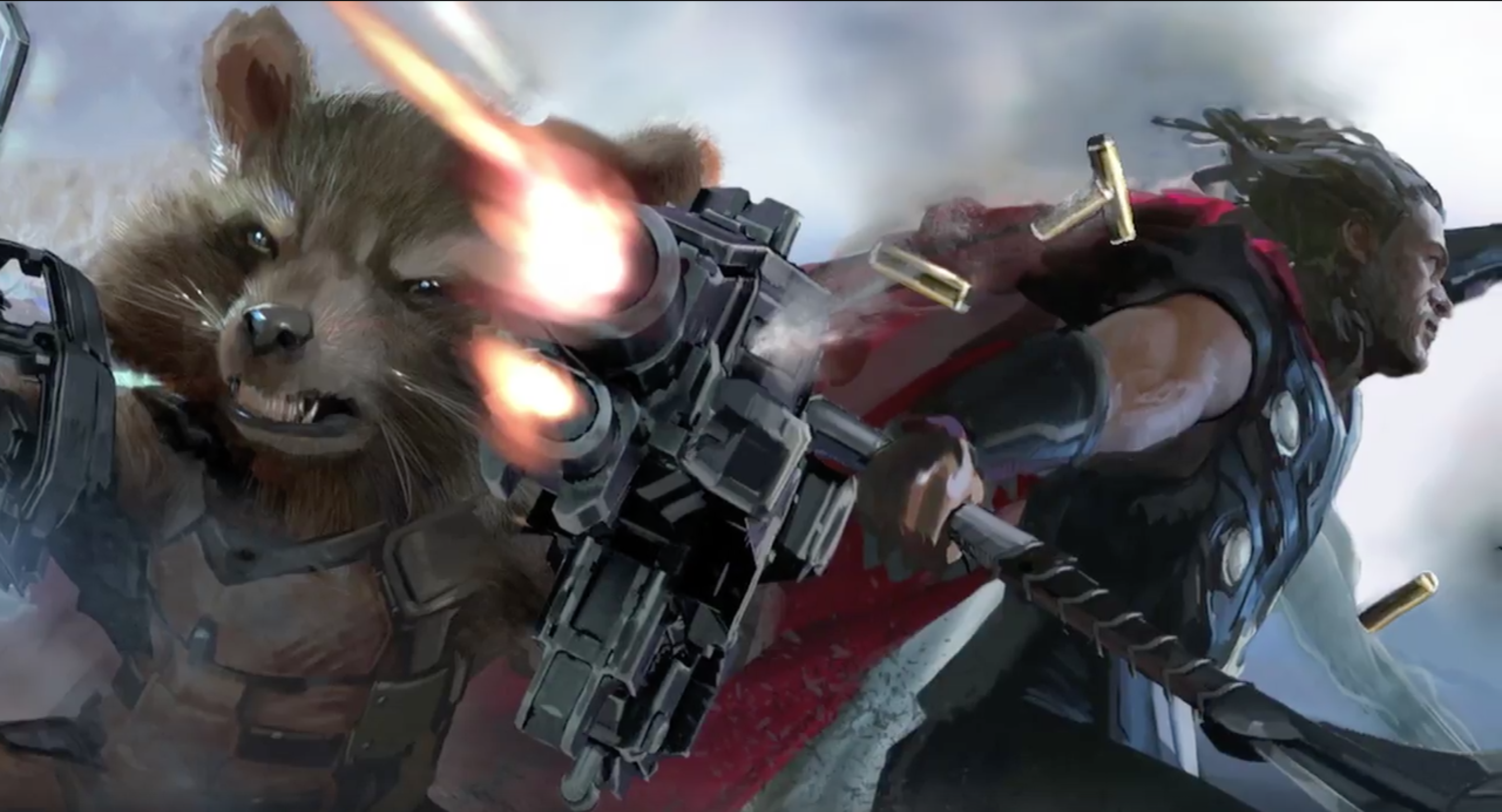 Avengers: Infinity War and Avengers 4 are no longer shooting at the same time