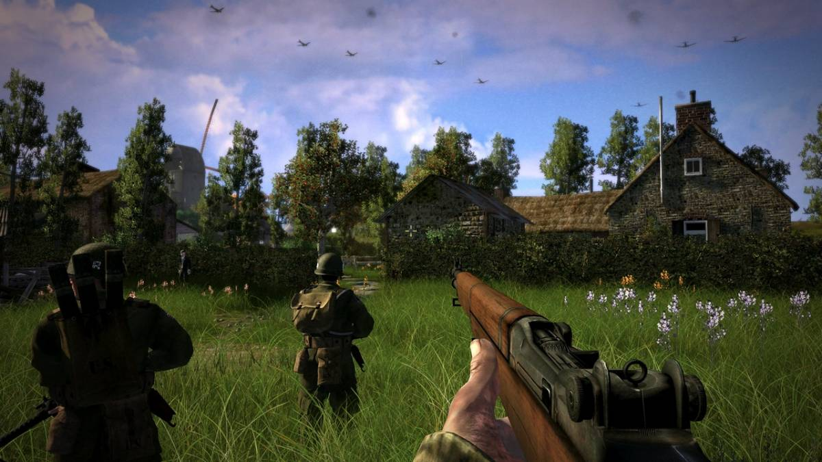 Randy Pitchford teases new Brothers in Arms game
