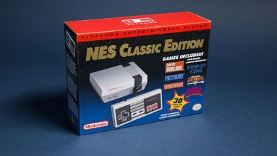 A very limited stock of NES Classic's will be available at Best Buy tomorrow