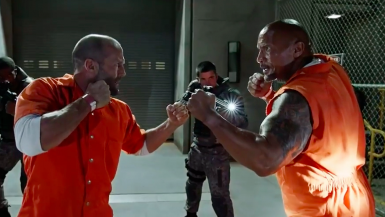 Fast and Furious spin-off starring The Rock and Jason Statham being considered