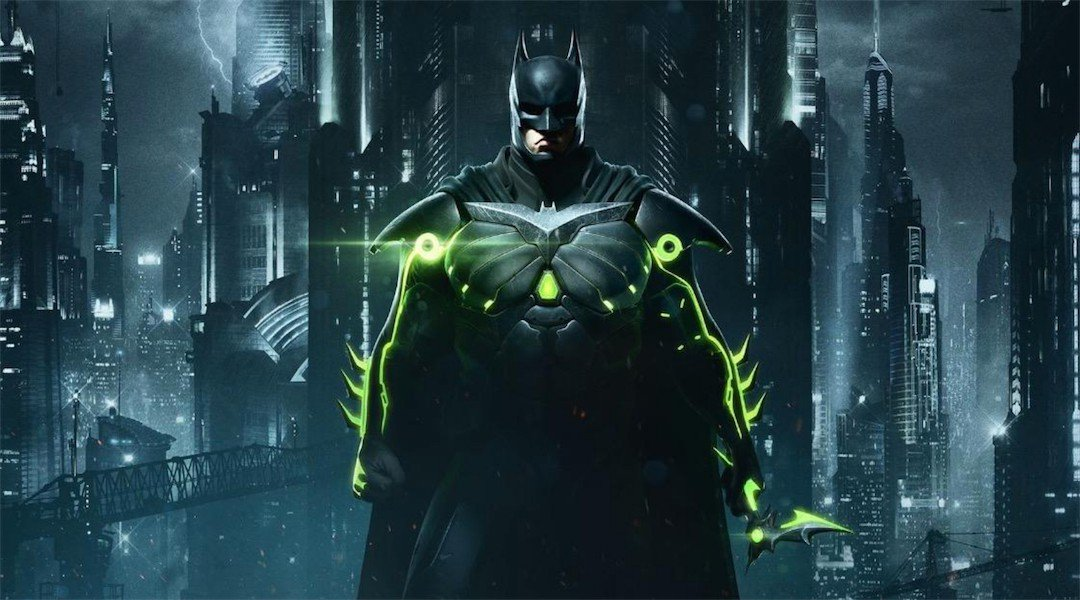 Injustice 2 achievements list leaks online; confirms Joker will be in the game