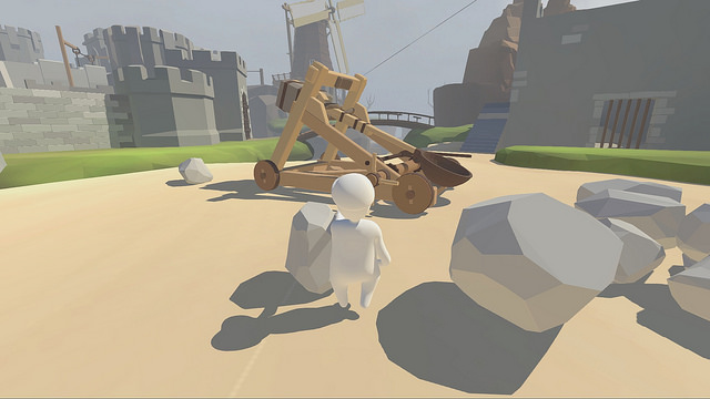 Pre-Order Human: Fall Flat for PS4, Get Manual Samuel for Free