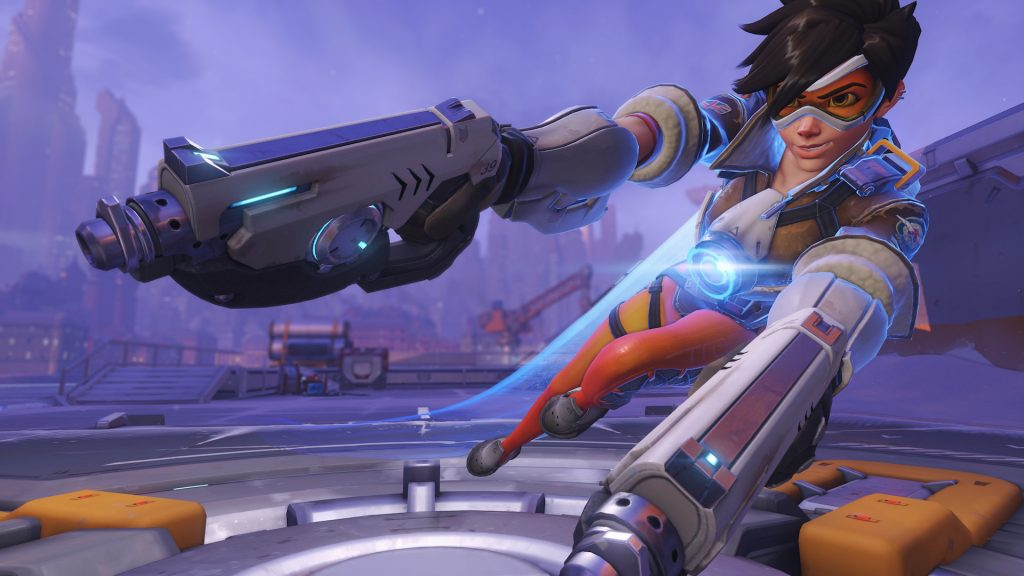 Blizzard Currently Working on 3 Maps for Overwatch for 1-Year Anniversary
