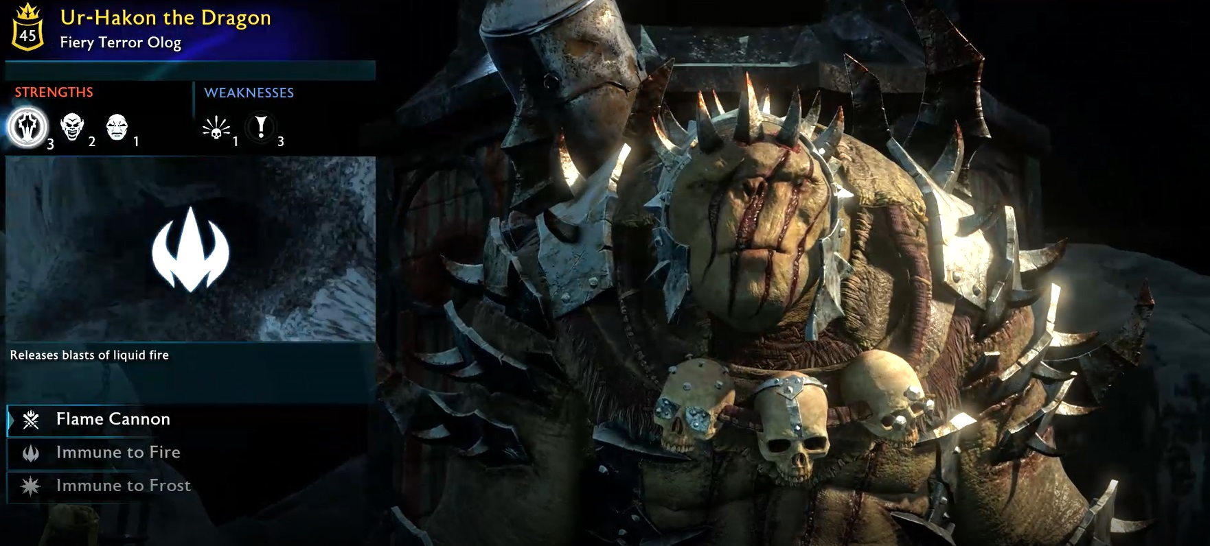 [Watch] Shadow of War Devs Show Off Weapon and Gear Details