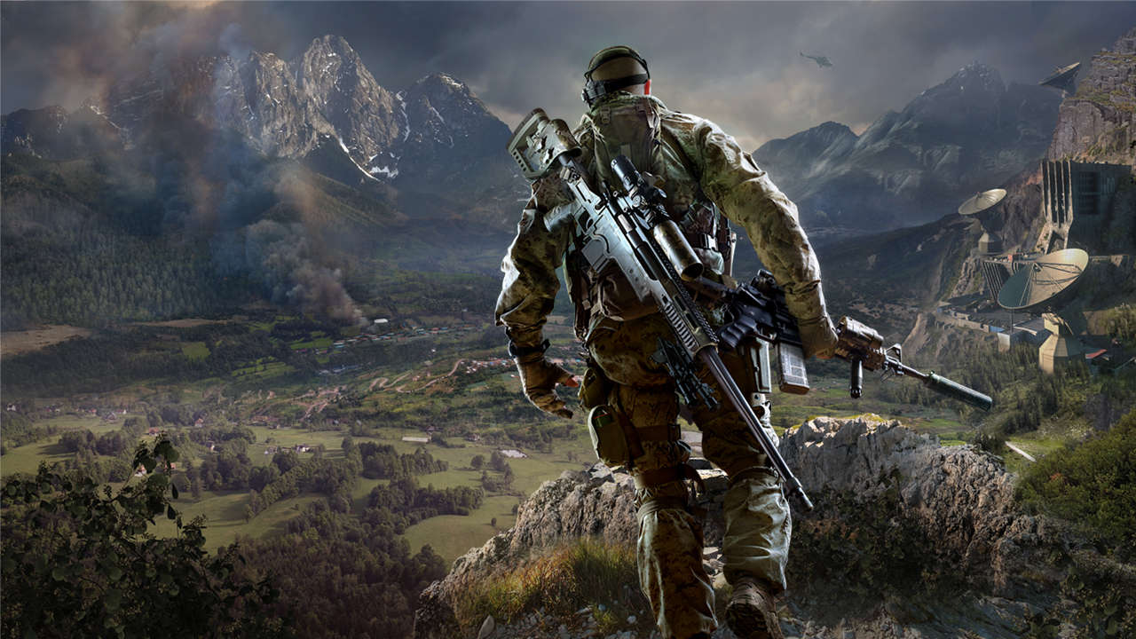 Sniper Ghost Warrior 3 Takes About 5 Minutes to Load on PS4