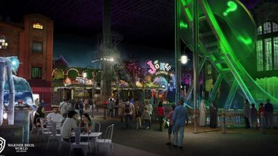 Warner Bros. World theme park to open next year; Features Metropolis and Gotham