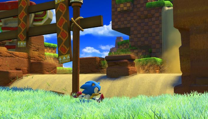 [Watch] Sonic Forces Shows Off 'Classic Sonic' in Green Hill Zone