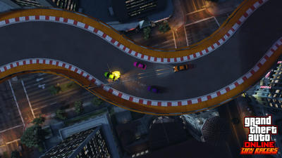 Grand Theft Auto 5 Has a New Online Mode: Tiny Racers, New Event in Play