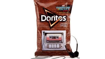 Doritos unveils special Guardians of the Galaxy chip bag that actually plays music