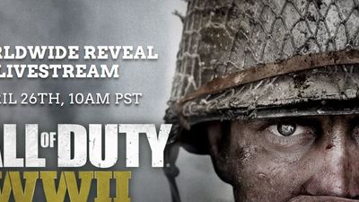 Watch the Call of Duty:WWII livestream here