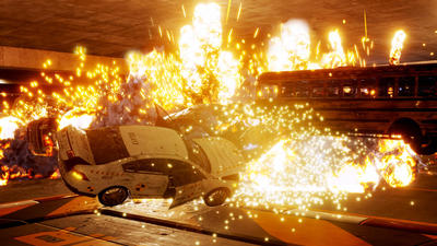 Burnout 3's Crash Mode Inspired a New Game: Danger Zone from Former Criterion Founders