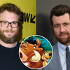 Seth Rogen and Billy Eicher Playing Timon and Pumbaa in Live-Action Revival