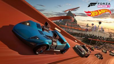 Hot Wheels are coming to Forza Horizon 3