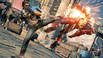 [Watch] Tekken 7 Trailer Shows Gameplay Modes