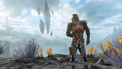 Mass Effect: Andromeda is 33% off for PS4 and Xbox One