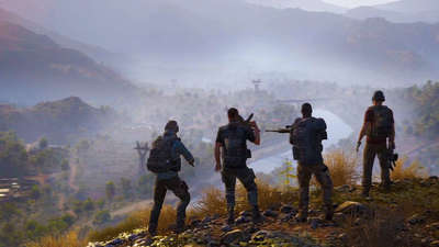 Ghost Recon: Wildlands Gets a PC Update, Here's What's Inside