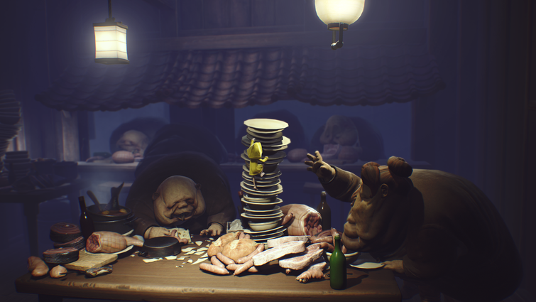 Little Nightmares is A Creepy Trip in a Disturbed Child's Imagination