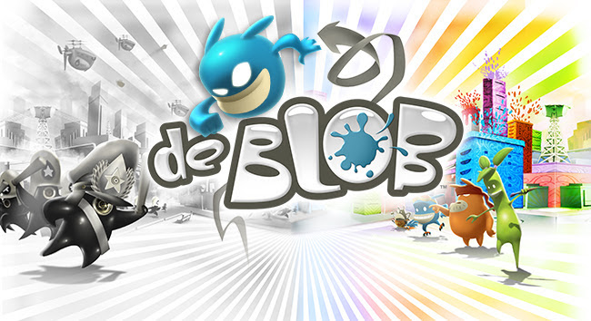 Almost a decade after its original release, de Blob is out now on PC