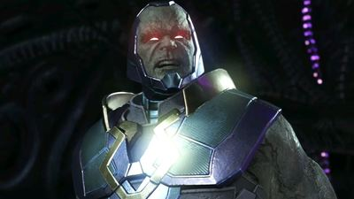 [Watch] Darkseid is revealed in the latest 'Injustice 2' character trailer
