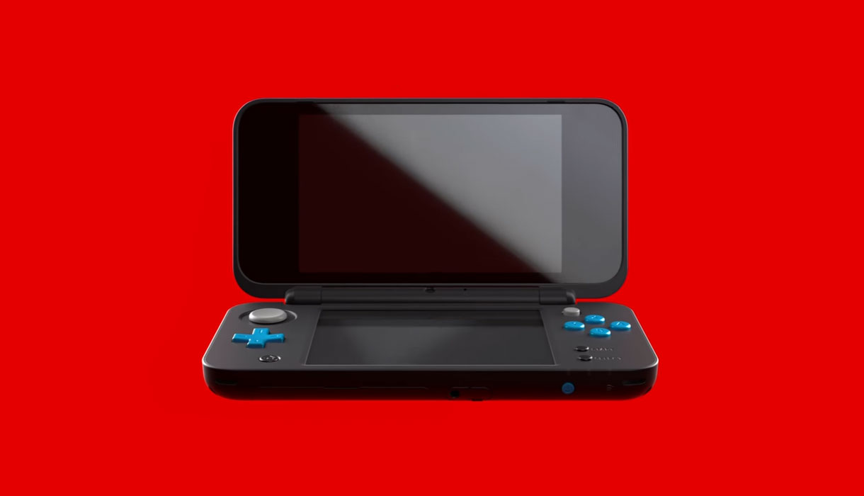 Nintendo announces New Nintendo 2DS XL; Releasing this July