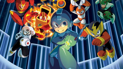 Mega Man Legacy Collection 2 Coming in Korea, Maybe More