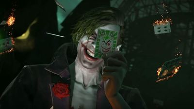 [Watch] The Joker gets an official gameplay trailer for Injustice 2