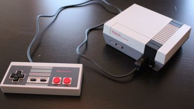 Nintendo says 2.3 million people somehow grabbed an NES Switch