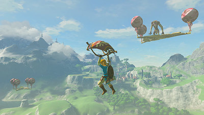 Zelda Breath of the Wild DLC Pack 1 Detailed; See What it Adds