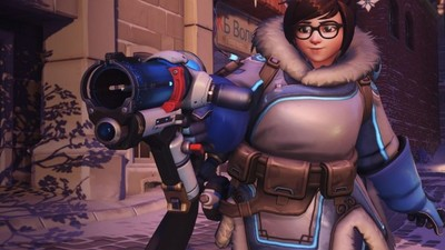 "Overwatch's Mei's ""Sorry, Sorry, I'm Sorry"" Voice Line Was Not Planned"