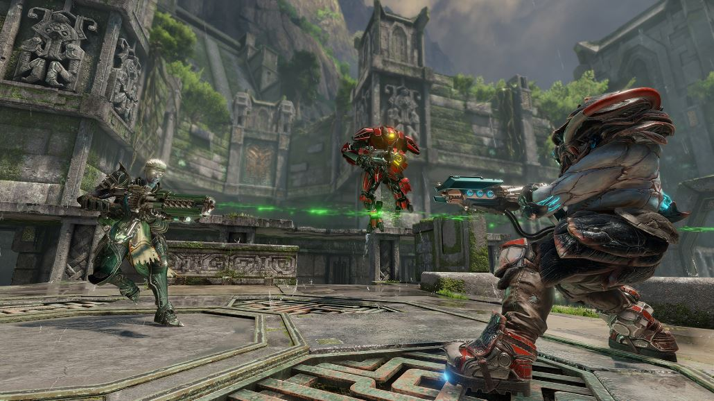 Preview: Quake Champions is everything you'd expect it to be