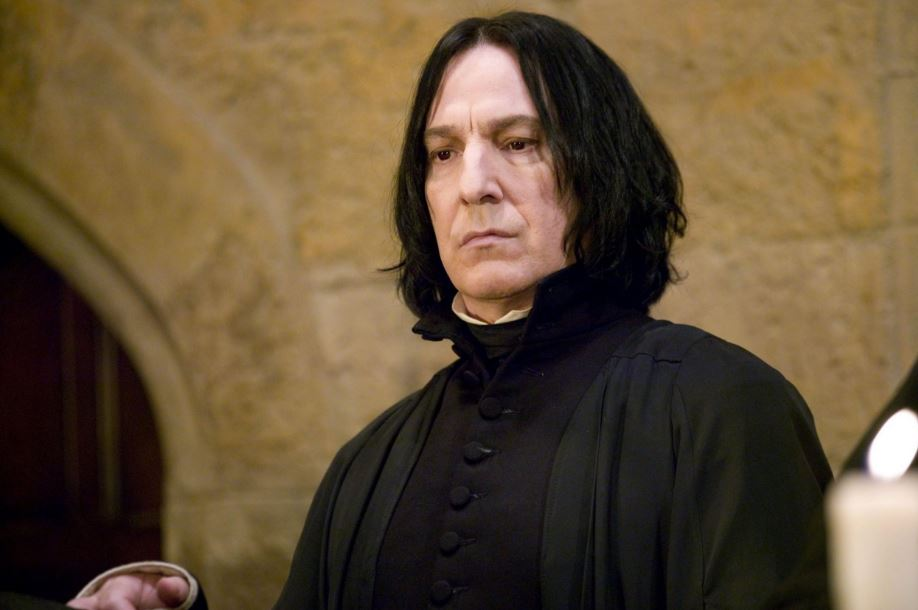 Harry Potter author JK Rowling apologises for killing Severus Snape