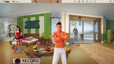 Porno Studio Tycoon Is a Thing Because Of Course It Is