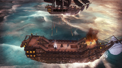 """[Watch] Jump into the """"Age of Sail"""" with Abandon Ship's New Combat Gameplay Video"""