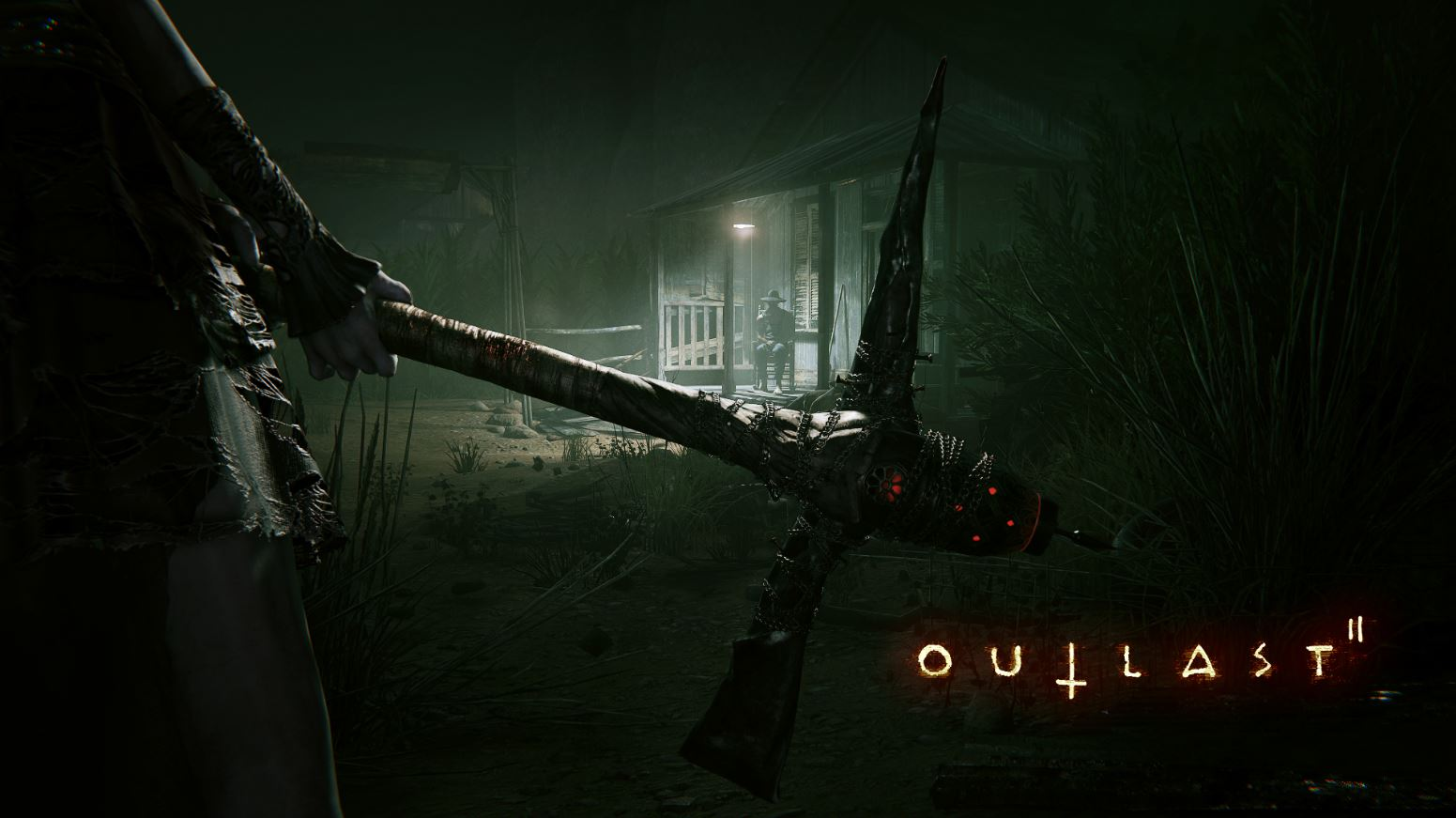 Outlast 2 addresses its difficulty issues with latest patch