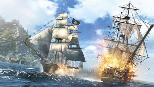 Rumor: Next Assassin's Creed to bring back naval battles, bring more open world and more