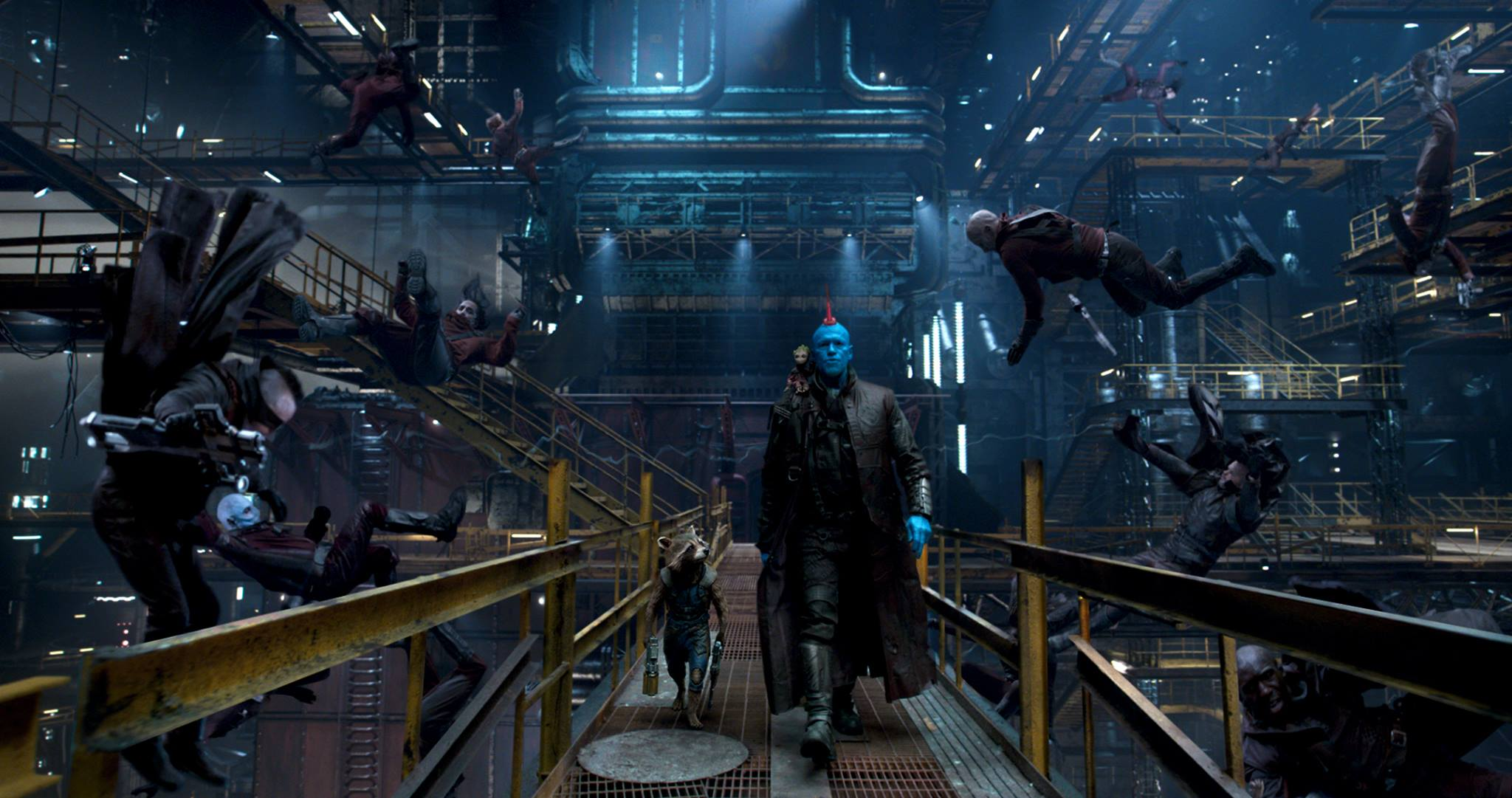 Guardians of the Galaxy: James Gunn sequel has explosive opening weekend