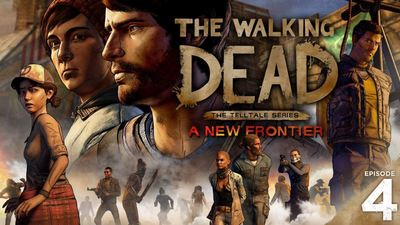 Review-in-Progress: The Walking Dead: The Telltale Series - A New Frontier's fourth episode can't maintain momentum